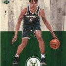 2017 Hoops Basketball Card #267 D J Wilson