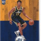 2017 Hoops Basketball Card #278 Tony Bradley