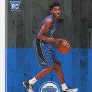 2017 Hoops Basketball Card #283 Wesley Iwundu