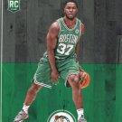2017 Hoops Basketball Card #287 Semi Ojleye