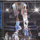 2017 Hoops Basketball Card Lights Camera Action #15 Kristaps Porzingis