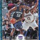 2017 Hoops Basketball Card Teal #51 Zach Randolph