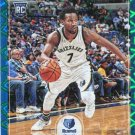 2017 Hoops Basketball Card Teal #56 Wayne Selden Jr