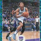 2017 Hoops Basketball Card Teal #89 Skal Labissiere