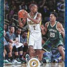 2017 Hoops Basketball Card Teal #157 Rodney Stuckey