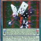 Yugioh Dimensional Guardians, DPDG-EN004 Speedroid Dominobutterfly