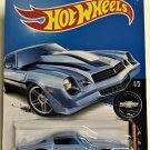 2017 Hot Wheels #250 81 Camaro