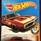 2017 Hot Wheels #284 67 Pontiac Firebird 400