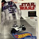 2017 Hot Wheels Star Wars Character Car R2-D2