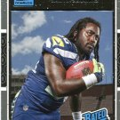 2016 Donruss Football Card #351 Alex Collins