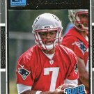 2016 Donruss Football Card #370 Jacoby Brisset