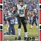 2016 Donruss Football Card Production Line #7 Allen Robinson