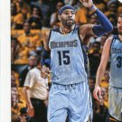 2015 Hoops Basketball Card #220 Vince Carter