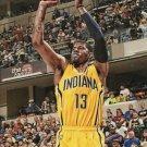 2015 Hoops Basketball Card #226 Paul George
