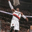 2015 Hoops Basketball Card #230 Wesley Matthews