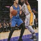 2015 Hoops Basketball Card #239 Enes Kantor