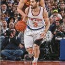 2015 Hoops Basketball Card #243 Jose Calderon