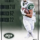 2016 Panini Contenders Football Card #62 Matt Forte