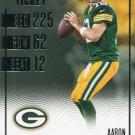 2016 Panini Contenders Football Card #33 Aaron Rodgers
