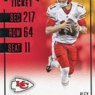 2016 Panini Contenders Football Card #68 Alex Smith