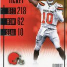 2016 Panini Contenders Football Card #83 Robert Griffin III