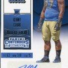 2016 Panini Contenders Football Card Draft Picks College Ticket #170 Kenny Clark
