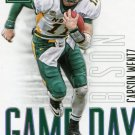 2016 Panini Contenders Football Card Draft Picks Game Day #27 Carson Wentz