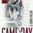 2016 Panini Contenders Football Card Draft Picks Game Day #23 De'Runnya Wilson