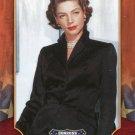 2009 Donruss Americana Card #27 Lauren Bacall