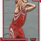 2015 Hoops Basketball Card #296 Sam Dekker