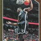 2015 Hoops Basketball Card Gold #50 Thaddeus Young