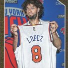 2015 Hoops Basketball Card Gold #88 Robin Lopez