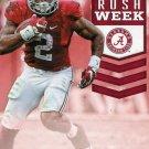 2016 Panini Contenders Football Card Draft Picks Rush Week #2 Derrick Henry
