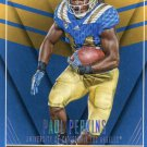 2016 Panini Contenders Football Card Draft Picks School Colors #17 Paul Perkins