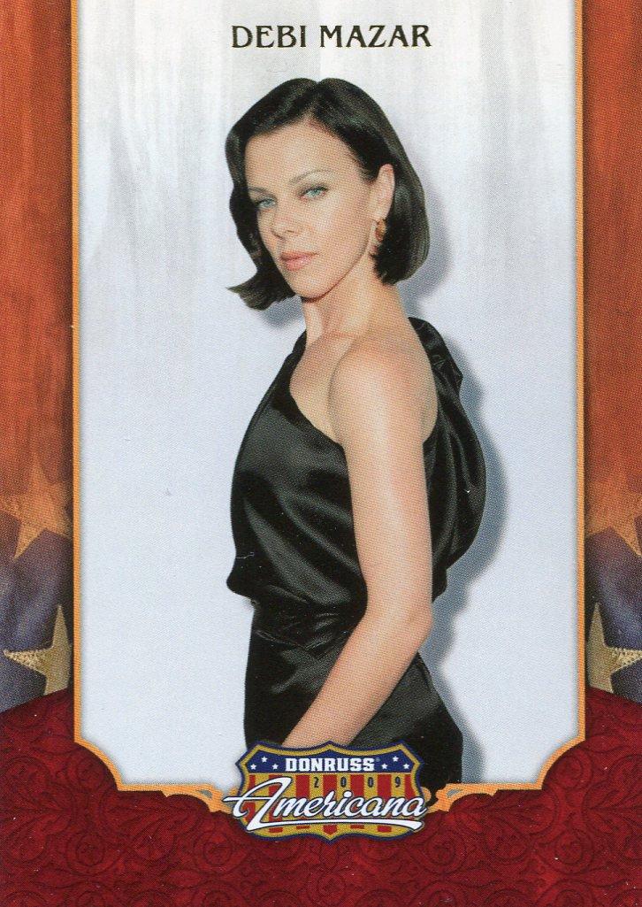 2009 Donruss Americana Card #54 Debi Mazar