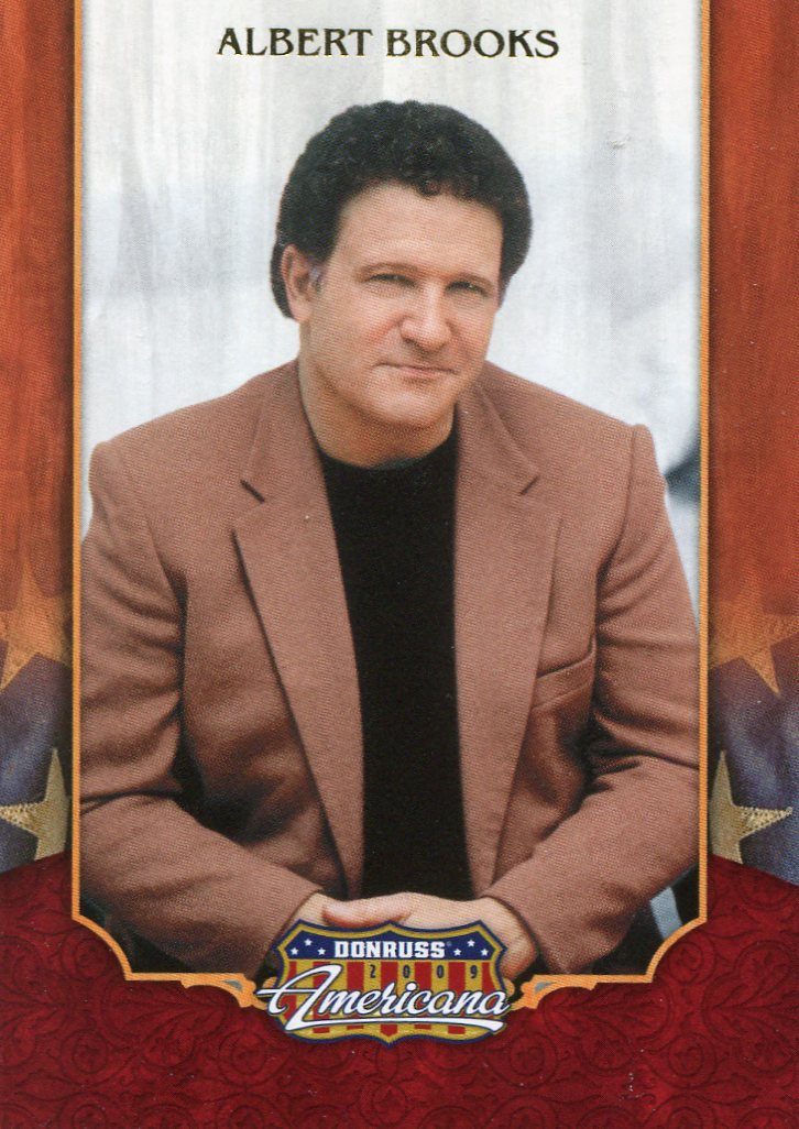 2009 Donruss Americana Card #70 Albert Brooks