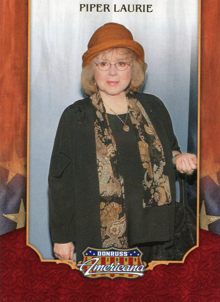 2009 Donruss Americana Card #96 Piper Laurie