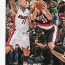 2015 Hoops Basketball Card Red Back #157 Chris Kaman