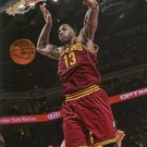 2015 Hoops Basketball Card Red Back #160 Tristan Thompson