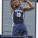 2015 Hoops Basketball Card Red Back #266 Jarell Martin
