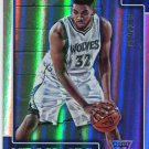 2015 Hoops Basketball Card Silver #289 Karl-Anthony Towns