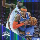 2015 Hoops Basketball Card Team Leaders #17 Carmelo Anthony