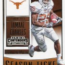 2016 Panini Contenders Football Card Draft Picks Season Ticket #44 Jamal Charles