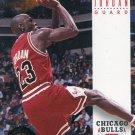 1993 Skybox Basketball Card #45 Michael Jordan