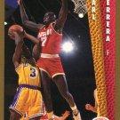 1992 Fleer Basketball Card #346 Carl Herrera