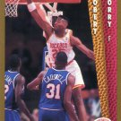 1992 Fleer Basketball Card #347 Robert Hory