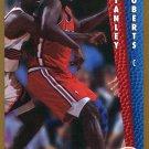1992 Fleer Basketball Card #357 Stanley Roberts