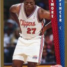 1992 Fleer Basketball Card #358 Elmore Spencer