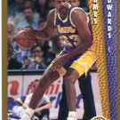 1992 Fleer Basketball Card #363 James Edwards
