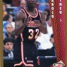 1992 Fleer Basketball Card #369 Harold Miner